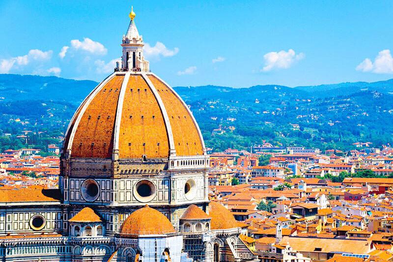 イタリア・フィレンツェのドゥオモ