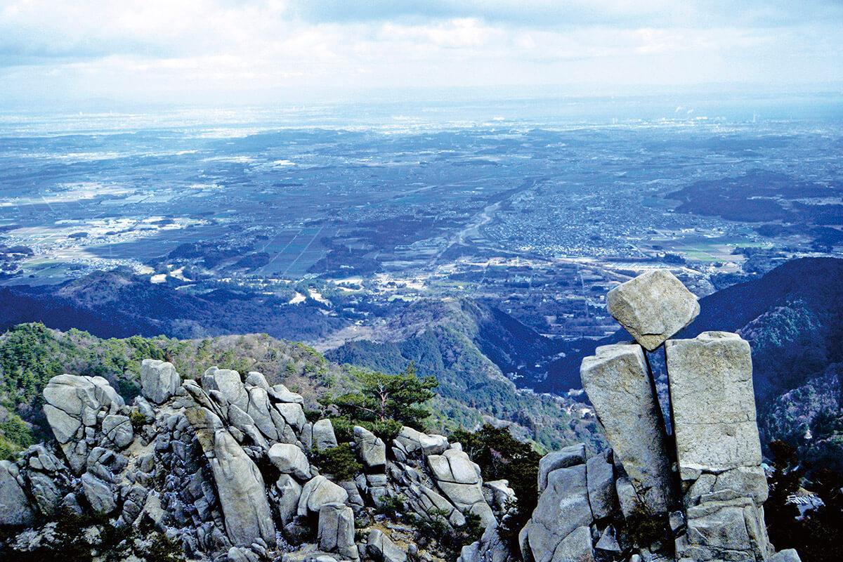 御在所岳・地蔵岩