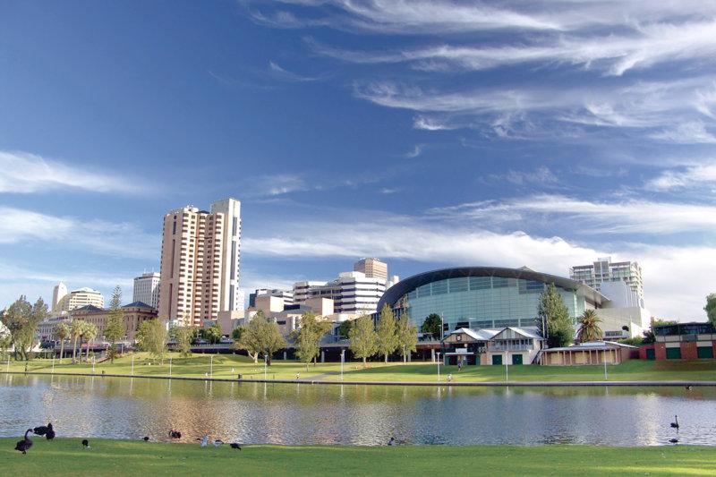 徒歩で観光できちゃう? 南オーストラリア州の州都アデレードがコンパクトでおすすめ!