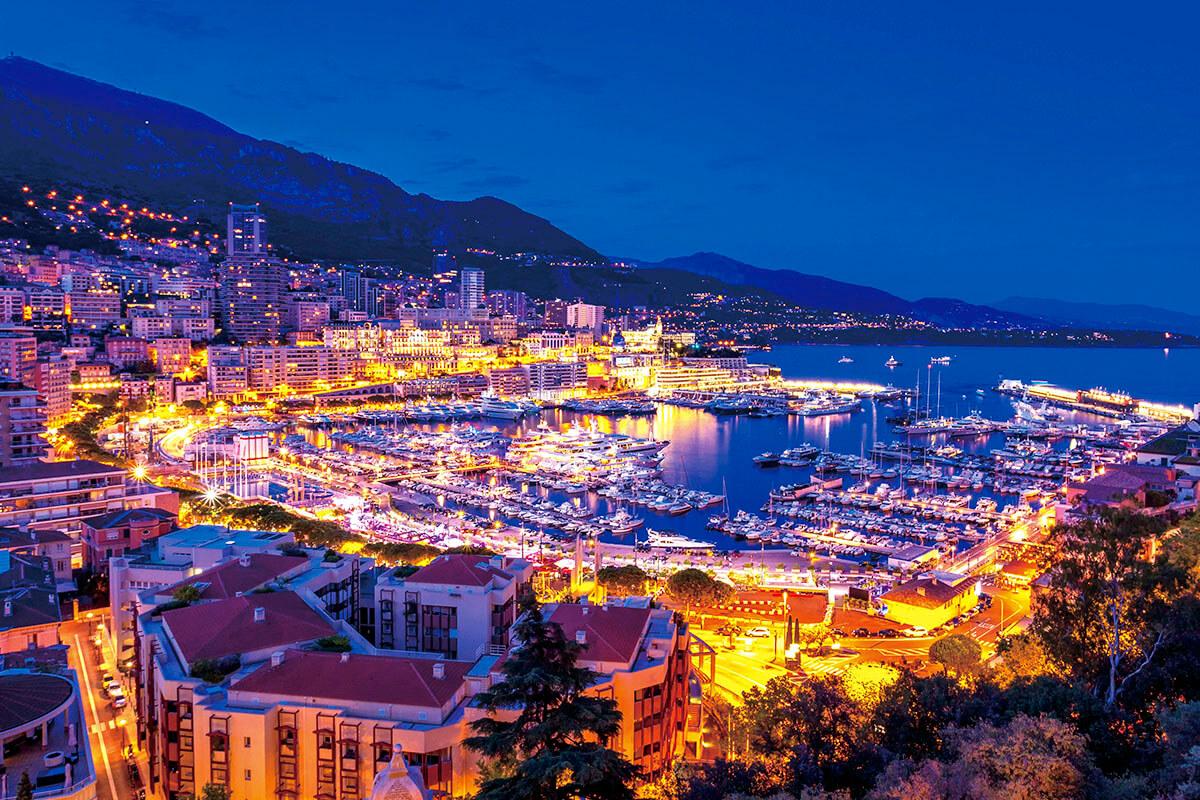 世界の小さい国2位・モナコ公国
