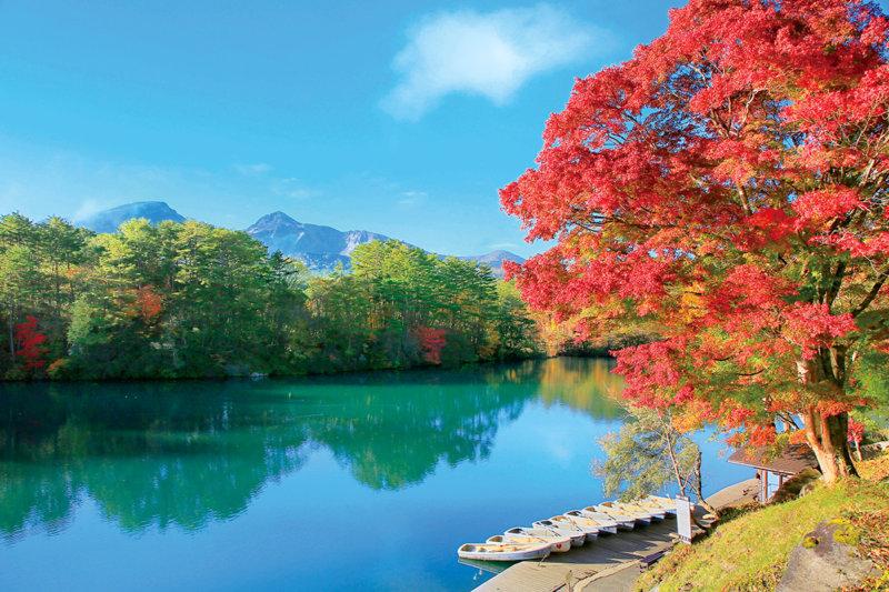 福島県裏磐梯の絶景スポット!さまざまな色彩に輝く神秘の湖沼「五色沼湖沼群」へ行こう!