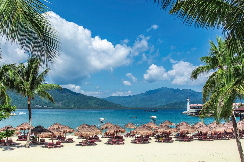"""10月からがベストシーズン!! 中国の""""ハワイ""""と言われる海南(ハイナン)島へ行ってみよう。"""