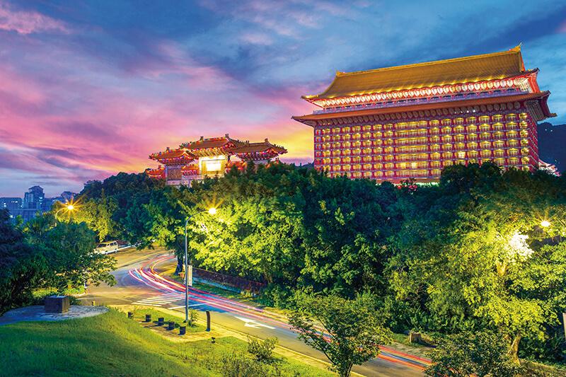 一度は泊まってみたい!! 台湾のホテル「圓山大飯店」がめっちゃ豪華!!