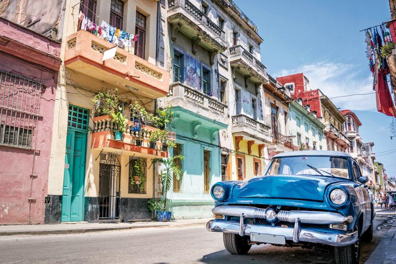レトロな街並みが素敵!! カリブ海に浮かぶ島、キューバの首都「ハバナ」のおすすめスポットをご紹介。