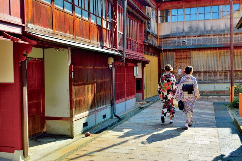 コンパクトなので観光しやすい!! 石川県 金沢駅周辺のおすすめ観光ルートをご紹介!!
