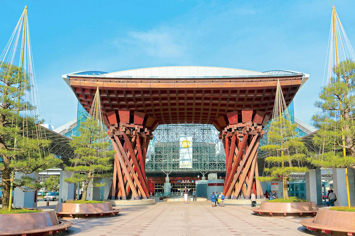 金沢 金沢駅