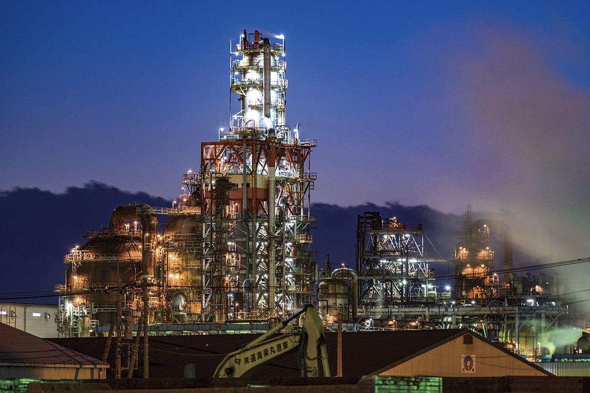 東亜石油京浜製油所