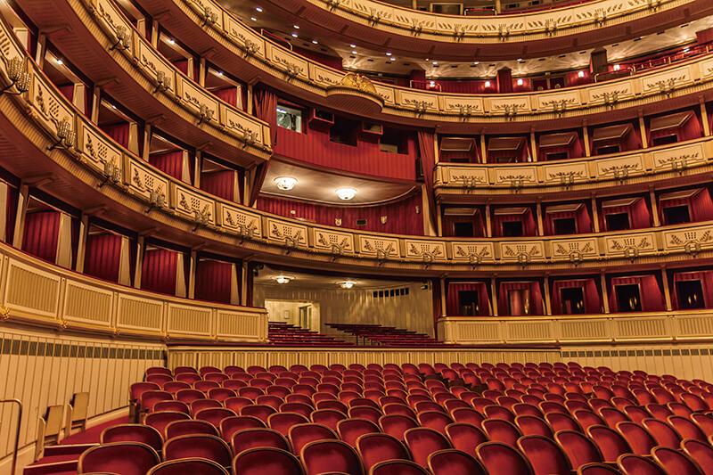 オーストリア ウィーン国立オペラ座