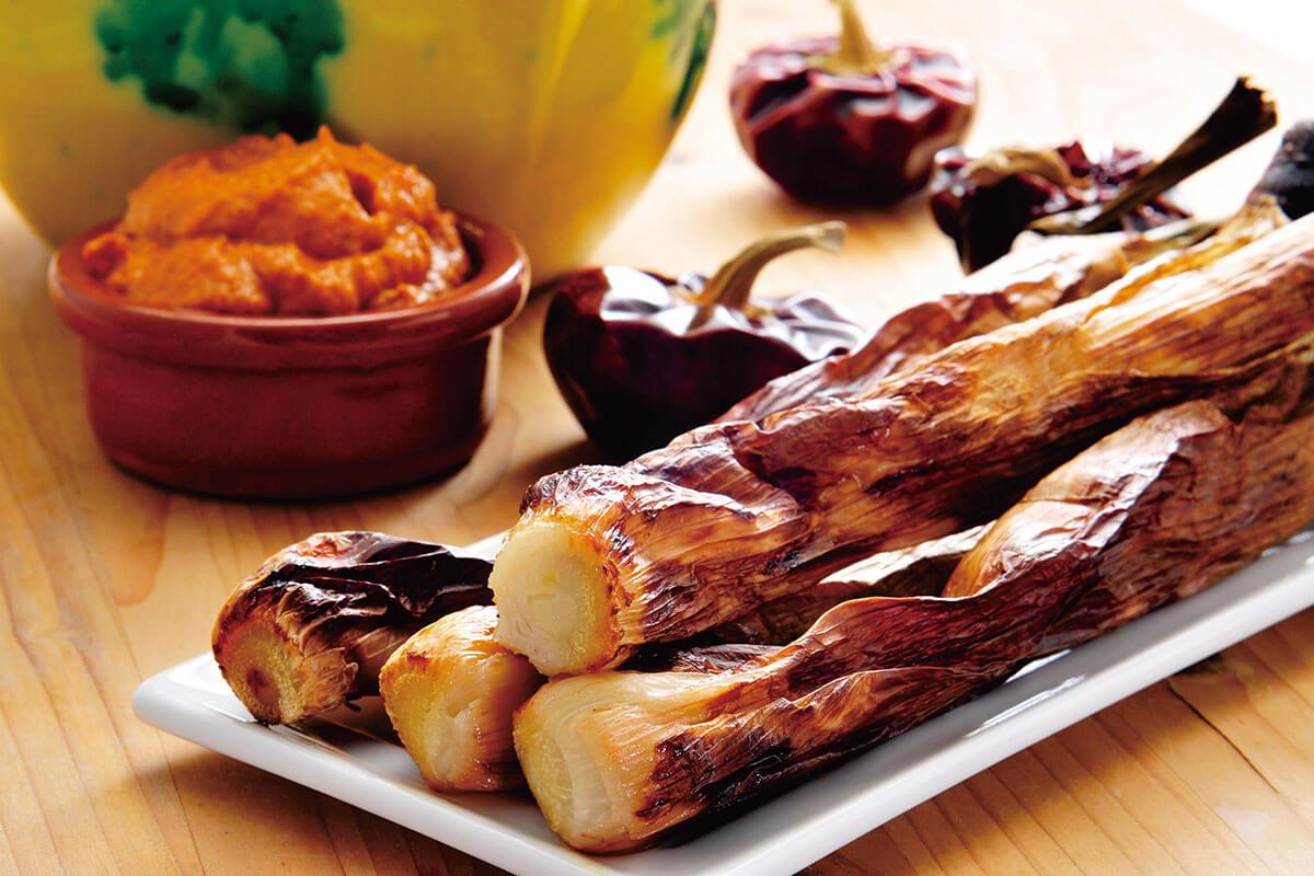 カルソッツ(ねぎ焼き)