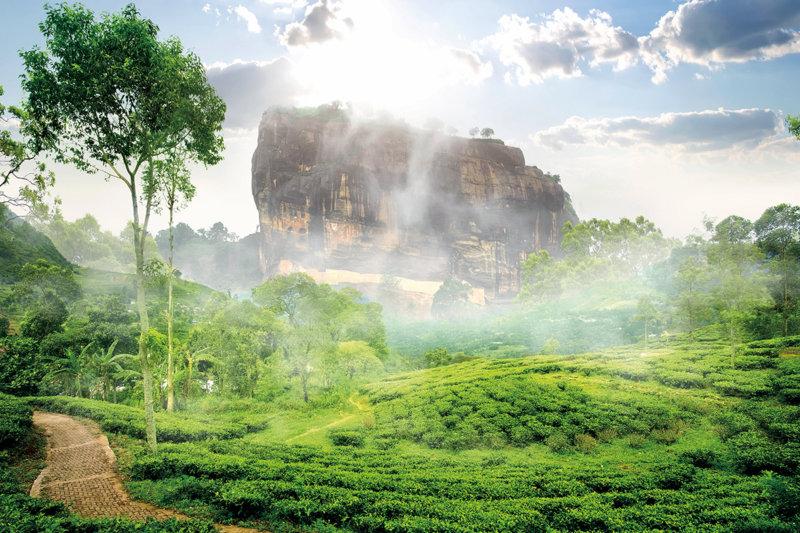 スリランカのミステリアスな世界遺産「シギリヤロック」その魅力とは?