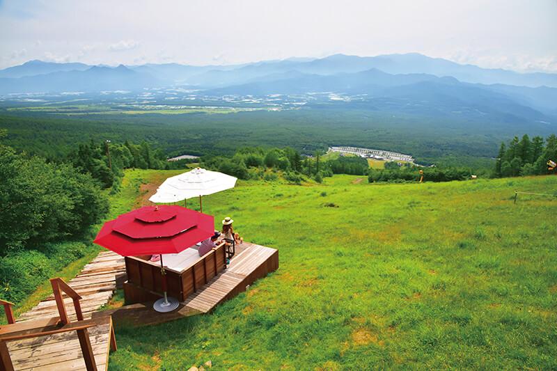 週末の旅行先にぴったり。大自然に囲まれた山梨県・清里高原で思い切り遊ぼう!!
