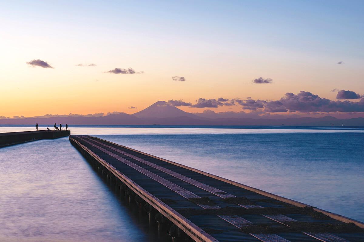 千葉県・北条海岸