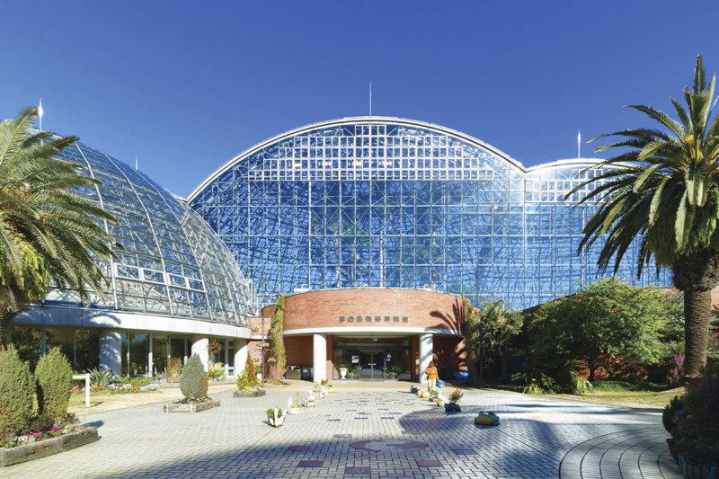ジャングル探検している気分になれる! 東京都江東区「夢の島熱帯植物館」