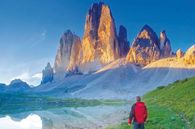 どこを切り取っても絵になる美しい絶景!! イタリア・ドロミテに行ってみよう