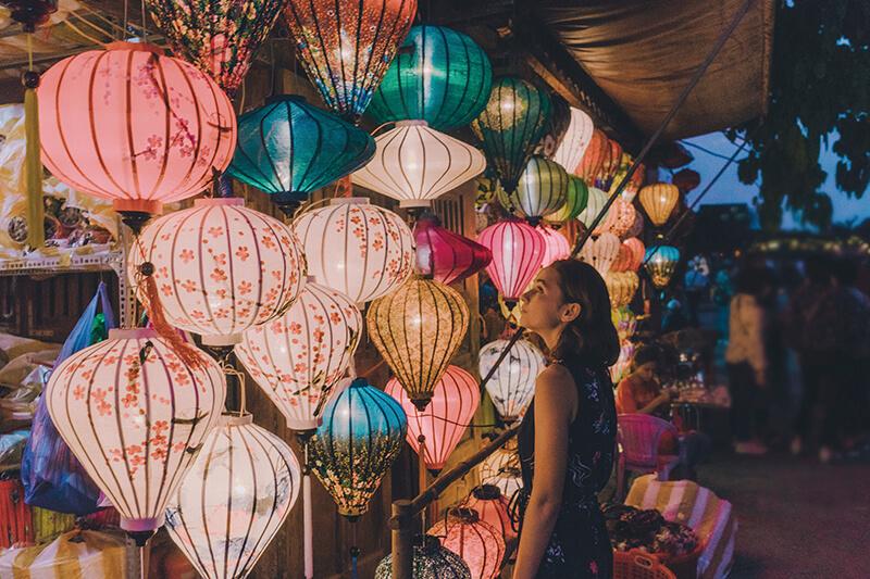 「ランタン祭り」が有名な世界遺産の街ベトナム・ホイアンを楽しもう!