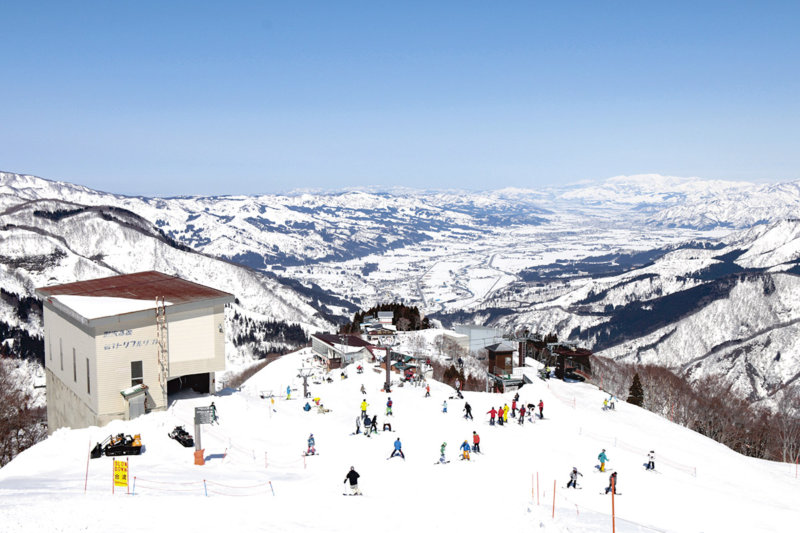 東京から約70分!! 新潟県の越後湯沢でスキーや温泉、日本酒を満喫しよう!