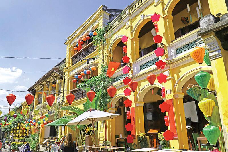 ベトナム ホイアン・旧市街