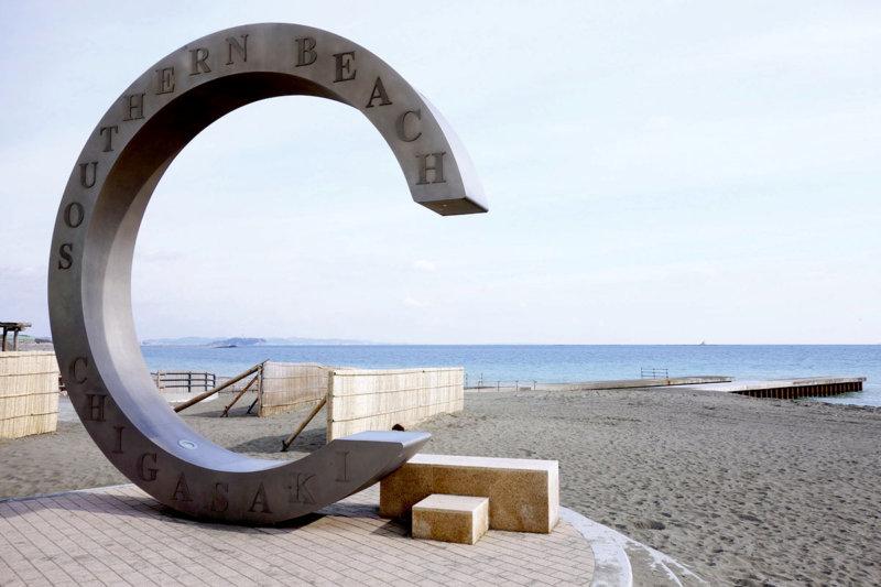 週末に行ってみて!! サザンと海の街「神奈川県茅ケ崎市」のビーチと縁結びスポット