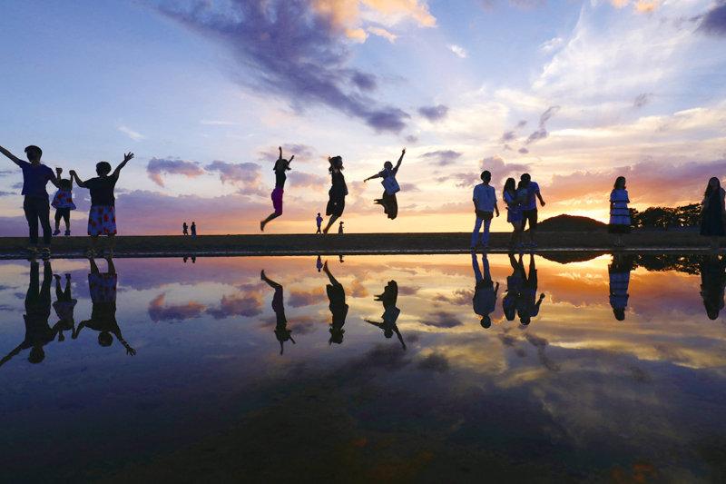 香川県のウユニ塩湖「父母ヶ浜」と三豊市の絶景スポットを巡ろう!