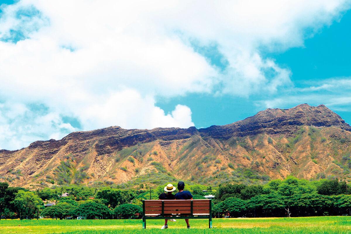 ハワイ(イメージ)