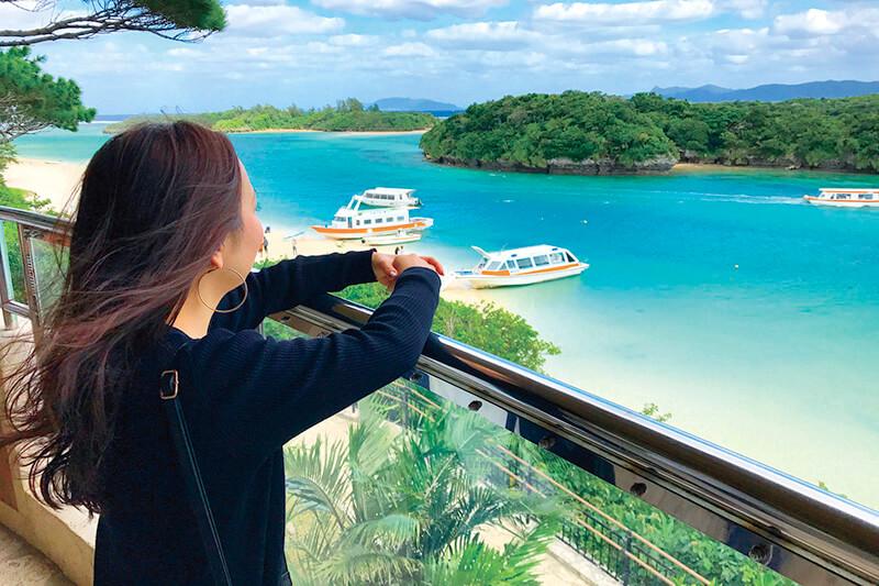 沖縄・石垣島の絶景スポット「川平湾」 ミシュラン星3つの海を見に行きませんか?