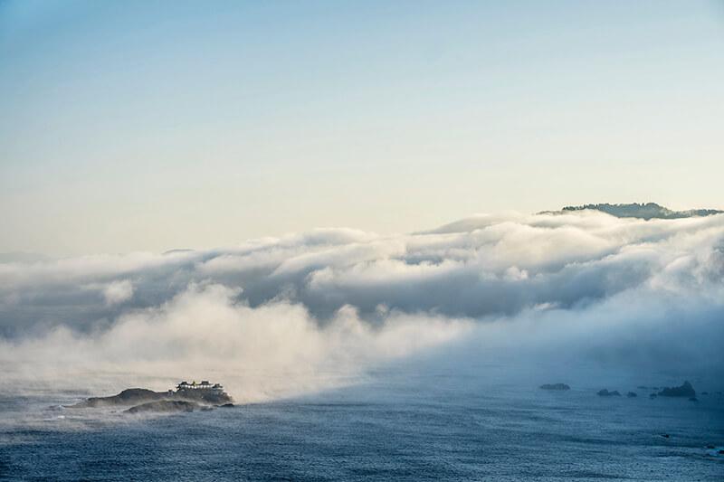 兵庫県「日和山海岸」雲海に包まれた景色はまさに幻想的!! あわせて行きたい周辺スポットもご紹介