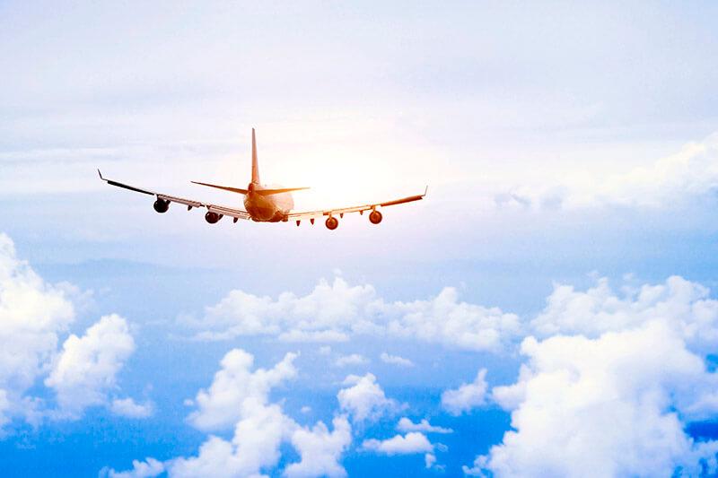 飛行機(イメージ)