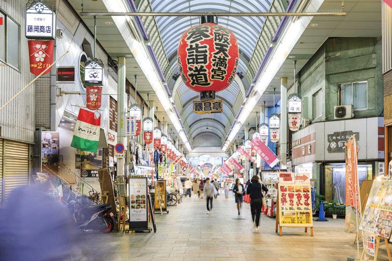 大阪・梅田のすぐ近く!! 天神橋筋六丁目エリアを半日でさくっと回る観光プラン