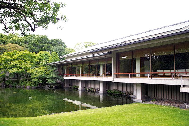 迎賓館赤坂離宮 和風別館・庭園