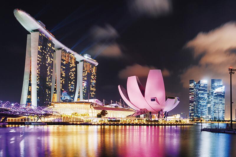 シンガポールで女子旅するなら外せない観光スポット&モデルコースのご紹介!!