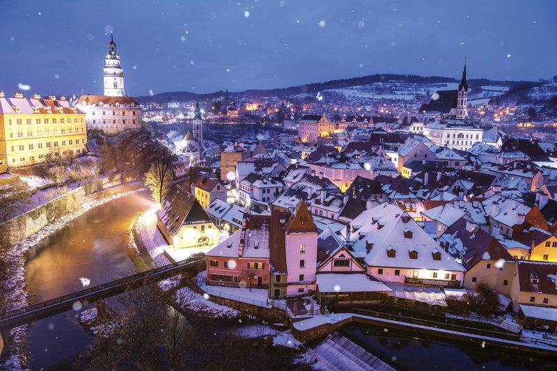 チェコの世界遺産!! 世界一美しい街チェスキークルムロフのおすすめ観光地をご紹介!