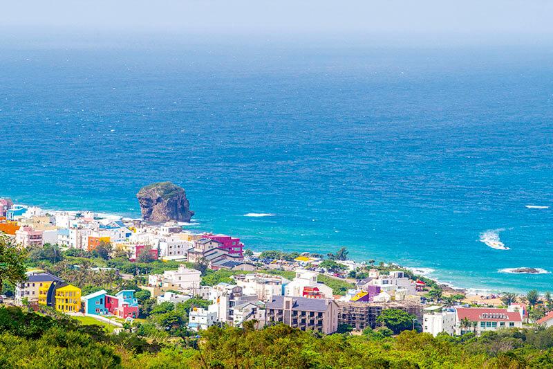 台湾のビーチリゾートで思いっきり楽しむ夏!青い海、白い砂浜を満喫しよう【墾丁・外澳・吉貝】