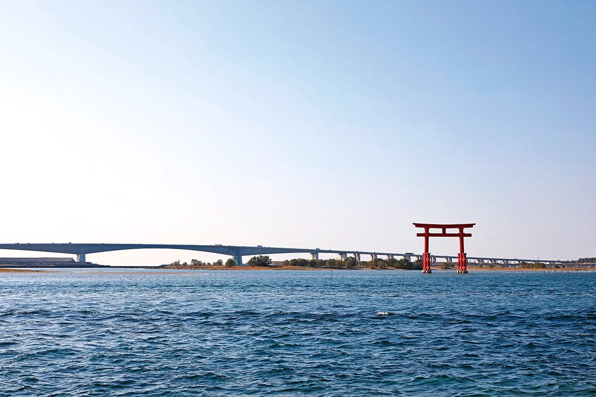 浜名湖 弁天島