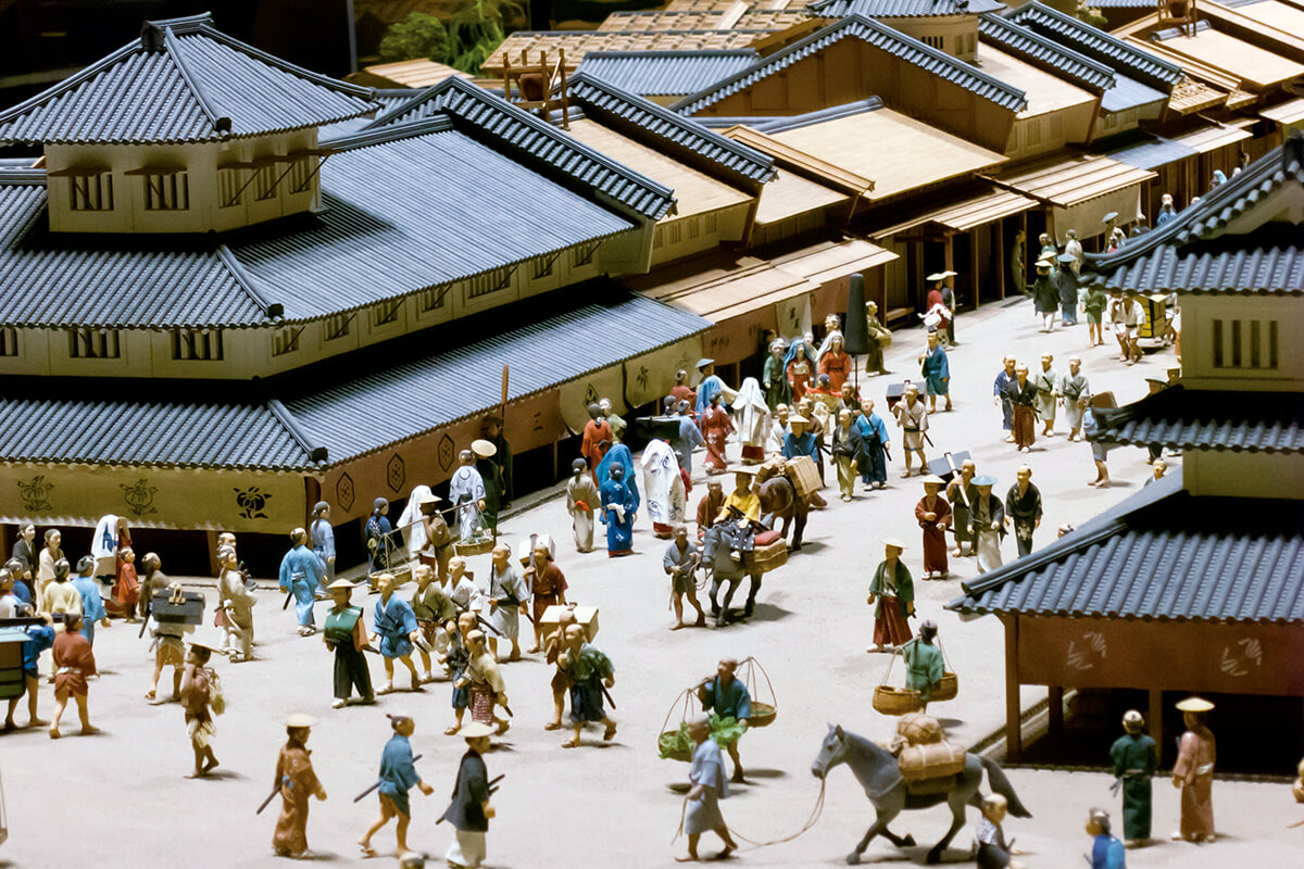 東京・江戸東京博物館