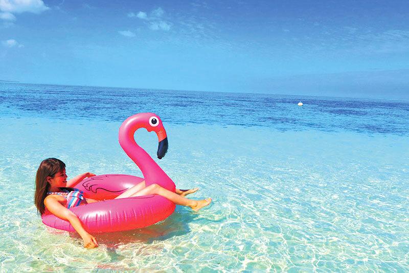 """""""天国に一番近い島""""ニューカレドニアで楽しむ4日間の女子旅モデルプラン!"""