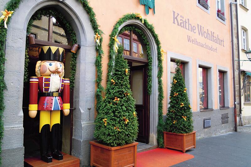 ローテンブルクのクリスマス雑貨屋さん ケーテ・ウォルファルト