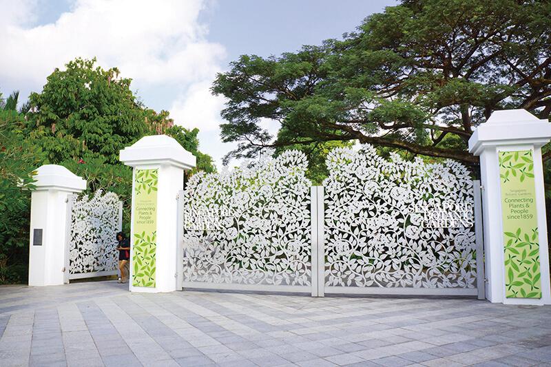 シンガポール初の世界遺産「シンガポールボタニックガーデン」ってどんなところ?
