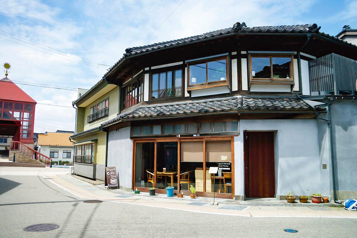 カフェ uchikawa 六角堂