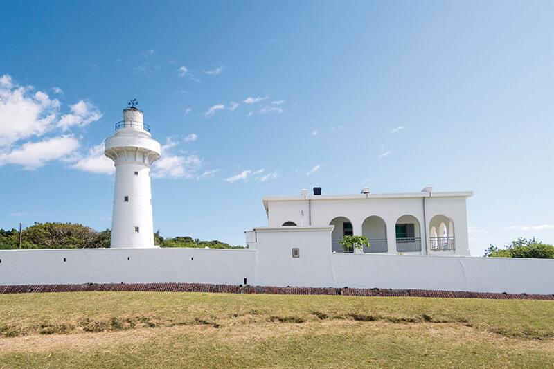 鵝鑾鼻公園(ガランピ公園) 灯台
