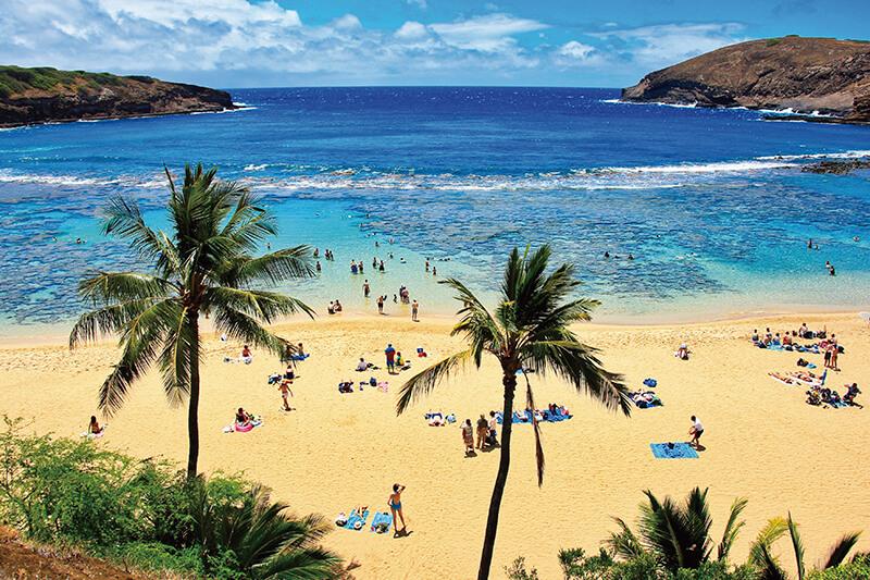 ハワイ・オアフ島の絶景ビーチ「ハナウマ湾」ってどんなところ?