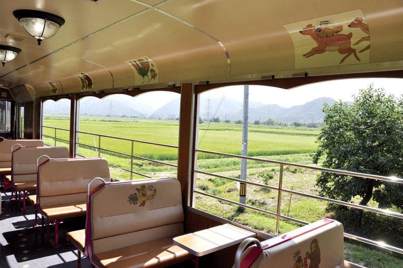 福島県・南会津をめぐる!! 会津鉄道の「お座トロ展望列車」でのんびり旅を楽しもう。