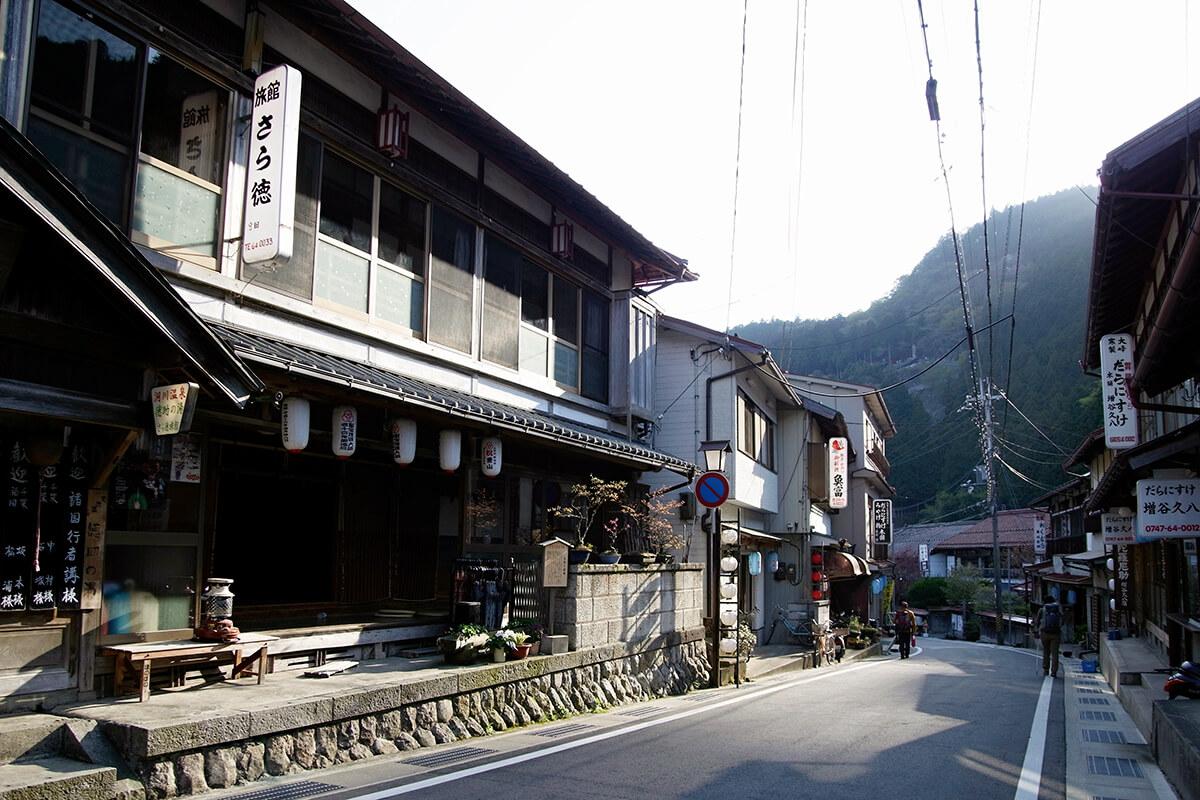 奈良県 天川村・洞川温泉