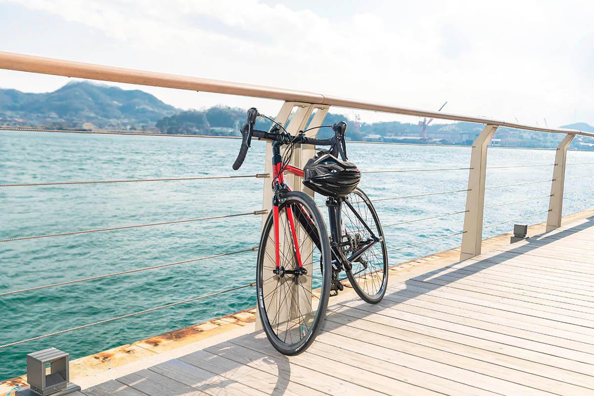 瀬戸内しまなみ海道 ロードバイク