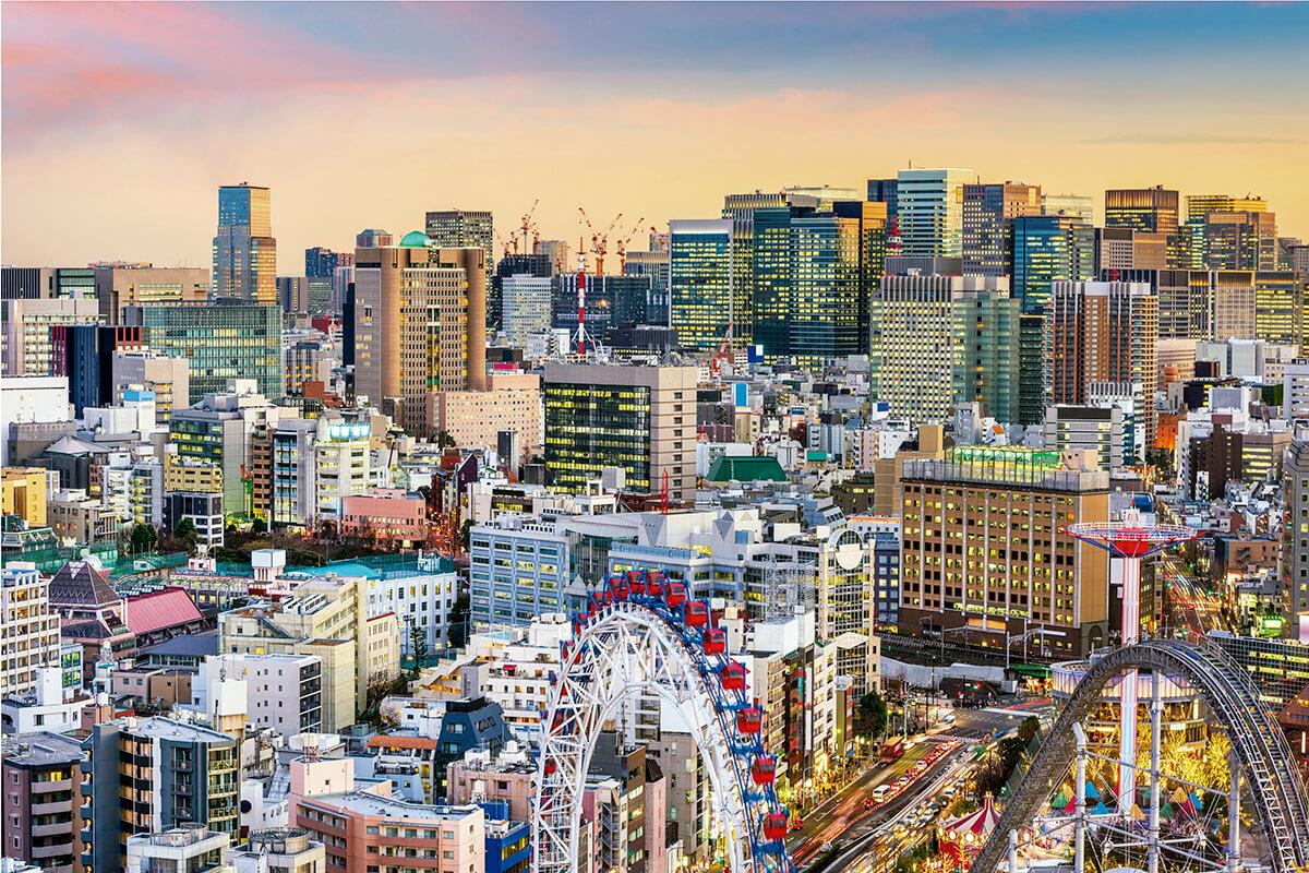 東京 シティビュー(イメージ)
