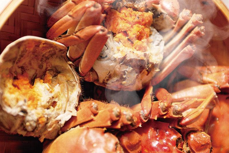 秋の連休におすすめ!! 9月から美味しくなる「上海蟹」を食べに上海に行こう。