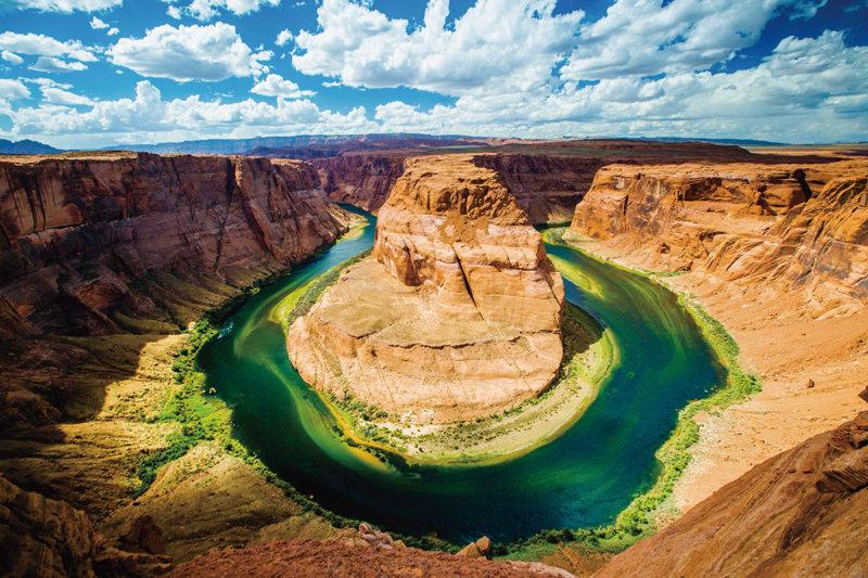 大自然の息吹を感じる絶景スポット!! アリゾナ州「ホースシューベンド」へ行ってみよう