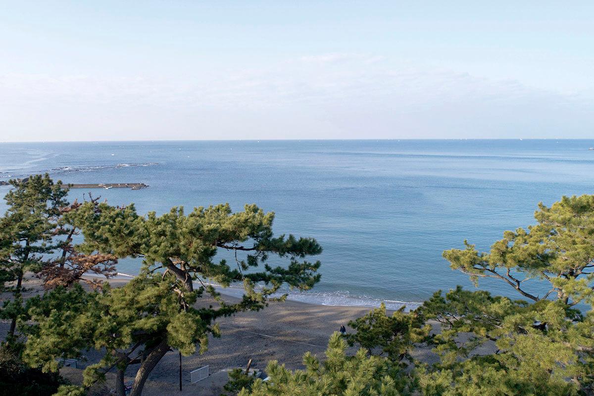 葉山 一色海岸