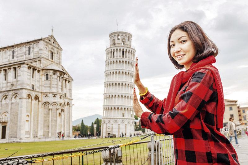 インスタ映えの宝庫! イタリアの世界遺産「ピサの斜塔」は必見!