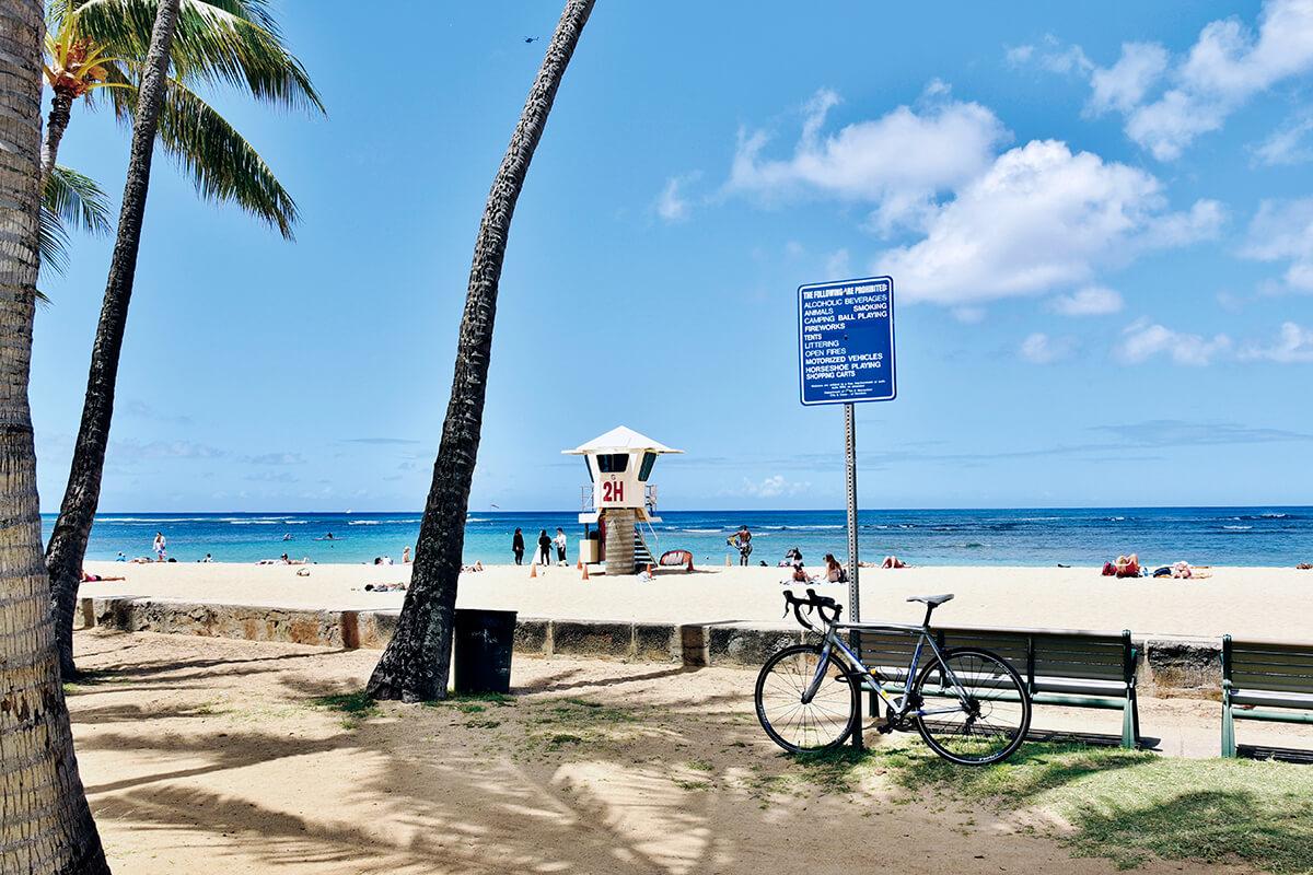 カイマナビーチ(Kaimana Beach)