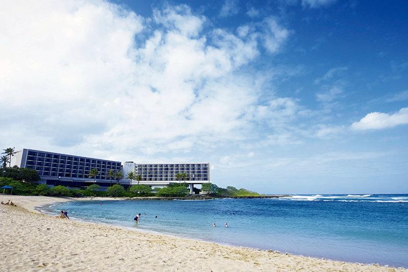 【ハワイ】ワイキキの喧騒から離れてゆったりと…ノースショア・カフクの「タートル・ベイ・リゾート」をご紹介!!